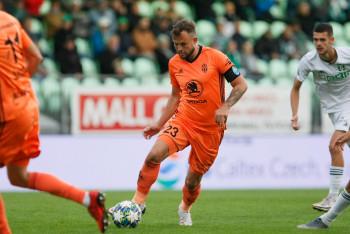 První bod Mladé Boleslavi z venkovního hřiště. Mladá Boleslav - Karviná 0:0