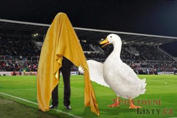 Skrytý sponzor fotbalové reprezentace