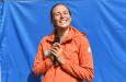 Třeba si kajakářka Eva Říhová jednou zazpívá českou hymnu sama sobě po převzetí zlaté medaile